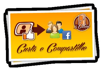 CURTA E COMPARTILHE